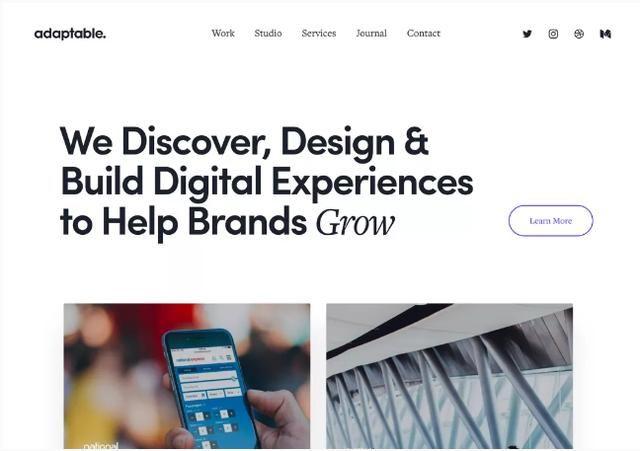不一样的视觉和用户体验  网站设计的3个趋势